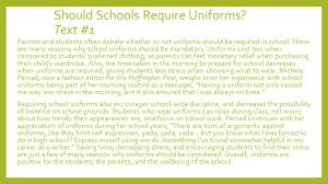 school uniforms debate essay school uniforms debate essay argument essay writing school uniforms overview the steps to should schools require uniforms text parents and