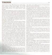 THE HISTORY OF TUNGSRAM 1896-1945