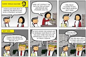 The following is a daily dose of pricing cartoons and quotes  enjoy    Pricing News