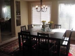 Square Dining Room Table Sets Red Black Dining Room Ideas Square Dining Room Table Sets Idea