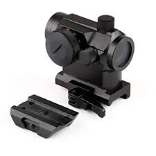 MGS Military Gear ABB Tactical Mini Micro Reflex Dot ... - Amazon.com