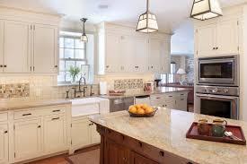 Prairie Style Kitchen Cabinets Delorme Designs White Craftsman Style Kitchens