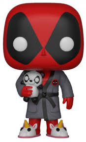 Купить <b>Фигурка Funko POP</b>: Deadpool – Bedtime Deadpool <b>Bobble</b> ...