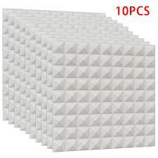 <b>10pcs Foam 3D</b> Brick Wall Stickers Self Adhesive DIY Wallpaper ...