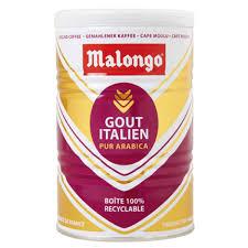 <b>Молотый кофе Malongo Gout</b> Italien (Итальянский вкус) 250 г ...