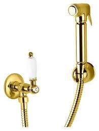 <b>Гигиенический душ CEZARES</b> FIRST-KS-03/24-Bi золото ...