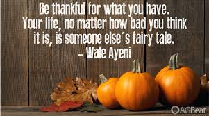 10 Thanksgiving quotes as pictures to share on your social ... via Relatably.com