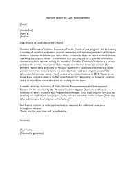 cover letter police officer template cover letter police officer
