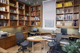 home office executive luxury interior comes with design modern photos of within awesome and startup black gloss rectangle home office desk