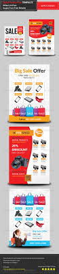 big product flyer bundle template psd buy and templates