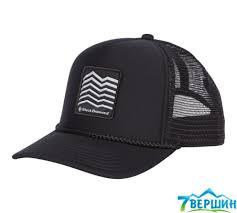 <b>Кепка Black Diamond Flat</b> Bill Trucker Hat Rigges Print, One Size ...