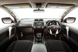 Toyota Land Cruiser Prado 2016 Toyota Land Cruiser Prado Introduced In Australia