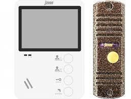 """<b>J2000</b>-<b>DF</b>-комплект домофона 4,3"""" Комплект <b>видеодомофона</b> ..."""