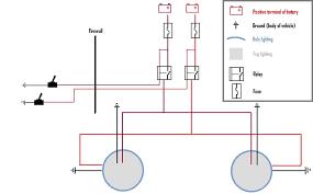 fog light wiring diagram out relay fog image halo and fog light wiring diagram halo home wiring diagrams on fog light wiring diagram out