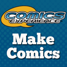 Comics Experience Make Comics Podcast