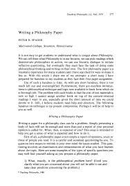 teaching philosophy essay cover letter example of philosophical essay example of teaching