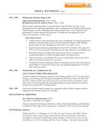 example cv key account manager   what to include on your resumeexample cv key account manager key account manager resume dayjob it sales resume example – page
