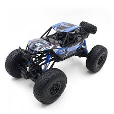 <b>Радиоуправляемый краулер MZ</b> Blue Climbing Car 1:10 - MZ-2837-B