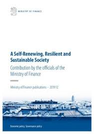 A Self-Renewing, Resilient and Sustainable Society