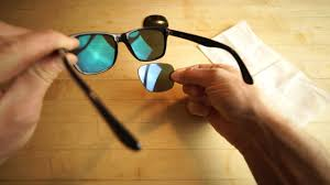 Ray-Ban RB4181 <b>Polarized Replacement Lenses</b>!!! - YouTube