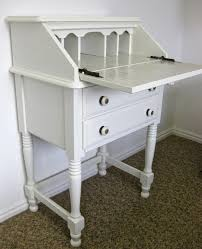 coolest navy blue white secretary desk with drawers and drop front design interior designs chic front desk office interior design ideas