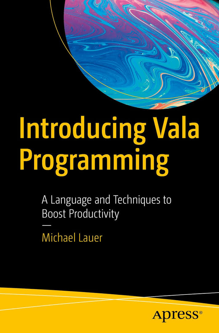 Introducing Vala Programming Frontside Cover