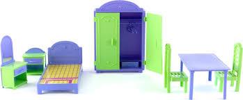 Пластмастер <b>Игровой набор мебели</b> Квартирка — купить в ...