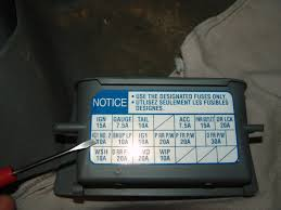 sparky's answers 2010 toyota tacoma ig1 2 fuse blows battery Tacoma Fuse Box this 2010 toyota tacoma came in with the complaint that the ig1 no2 fuse would blow sometimes the ig1 no2 fuse is located in the interior fuse box behind tacoma fuse box diagram