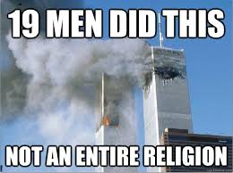 19 men did this not an entire religion | Best of funny memes via Relatably.com