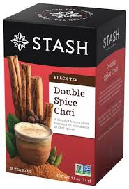 Stash <b>Double Spice</b> Chai <b>Black Tea</b> - 18 Sachets | Walmart Canada