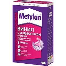 <b>Клей обойный Metylan Винил</b> 300 г купить по цене 309 руб. в ОБИ