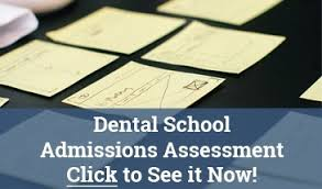 applying to dental school  how to write a winning dental school    dental assessment ad