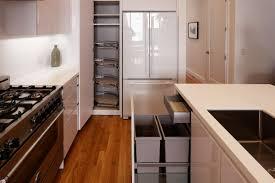 Kitchen Cabinet Garbage Drawer 17th St