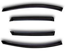 <b>Дефлекторы боковых окон</b> Toyota RAV4 (Тойота РАВ4) (2013 ...