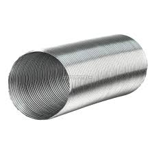 <b>Воздуховод гибкий</b> круглый алюминиевый 100 х 3000 мм - купите ...