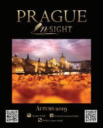 Prague <b>Insight</b> Autumn 2019 - Issue 29 by <b>Insight</b> Magazines - issuu