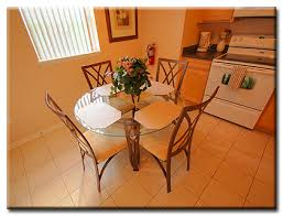 the breakfast nook table