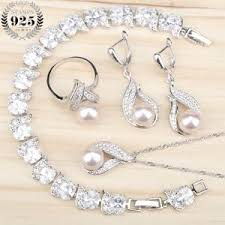 Buy 925 <b>sterling silver</b> with natural zircon Online with Discount Price