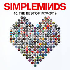 <b>Simple Minds</b>: <b>Forty</b>: The Best Of Simple Minds 1979-2019 - Music ...