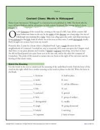 1000+ ideas about Context Clues Activity on Pinterest | Context ...Context Clues Worksheets for 4th and 5th Grade