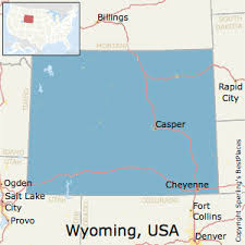 best places to live in wyoming state wyoming