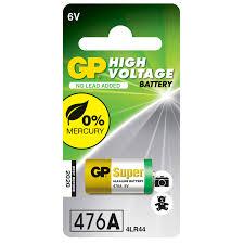 Купить <b>Батарейка GP</b> 476A-<b>4LR44</b>-1BP в Минске, цена