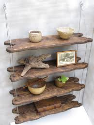 room table displays coaster set driftwood: driftwood shelves display shelving shelving systemwall shelves pottery shelf