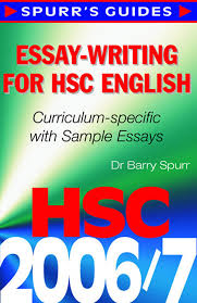 new frontier   books   essay writing for hsc english