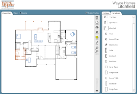 Design Your Own Floor Plan Online   Our Free Interactive    Wayne Homes Interactive Floor Plan Furnish