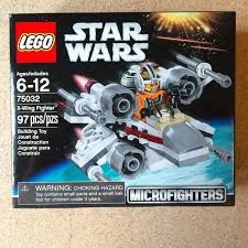 <b>LEGO Star Wars</b> MICROFIGHTERS Series 1 <b>75032</b> X-Wing Fighter ...