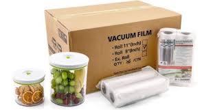 Аксессуары для <b>вакуумных упаковщиков</b>: пакеты, пленка ...