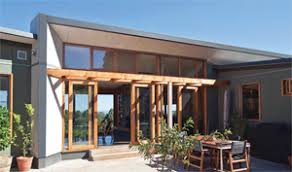 Twelve of the best modular and prefab creations   Sanctuary MagazineMelbourne based modular design and build company Habitech Systems  uses SIPs  Structural Insulated Panels  made from expanded polystyrene  EPS  sandwiched