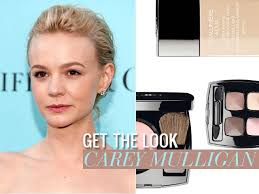 how to get carey mulligan 39 s glowing makeup look the great gatsby
