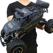 <b>Kids</b> Bigger <b>Remote Control</b> Car Off-road Vehicle Four-wheel Drive ...
